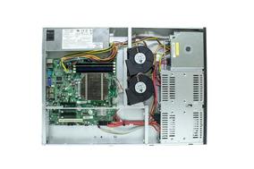 Servidor Supermicro Rack 1u Xeon 32gb Hd 1tb