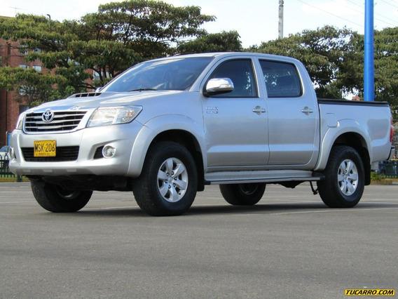 Toyota Hilux Vigo Srv Mt 3000cc Aa Ab 4x4