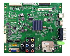 Placa Principal Tv Philco Ph32e63d 5800-a5m19b-0p00 Nova