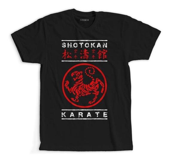 Remeras Y Musculosas Shotokan Karate - Crossfit - Mma