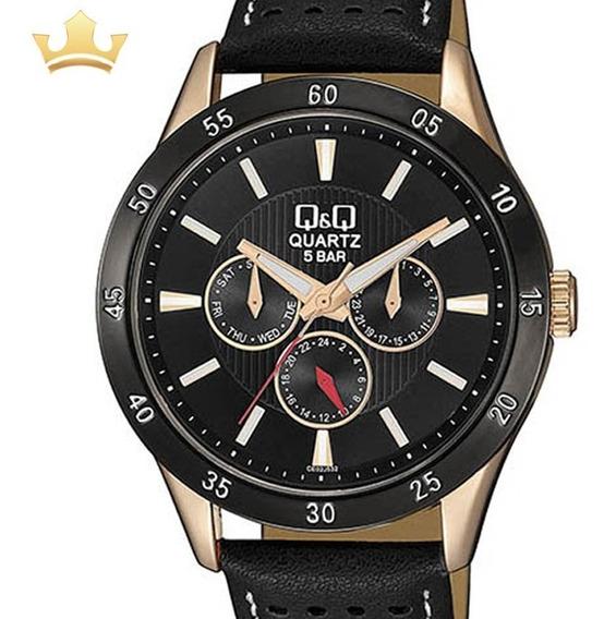 Relógio Q&q By Japan Masculino Ce02j532y C/ Garantia E Nf