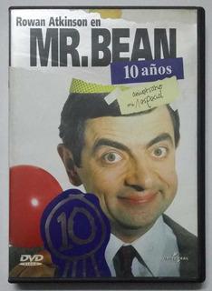 Dvd Mr Bean 10 Anos
