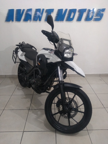 Bmw G 650 Gs 2011 Branca Manual Chave Reserva