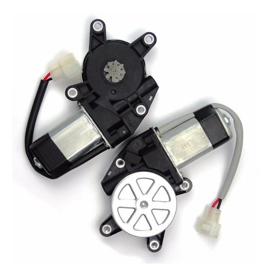 Par De Motor Para Vidro Eletrico Tipo Mabushi 12v 8 Dentes