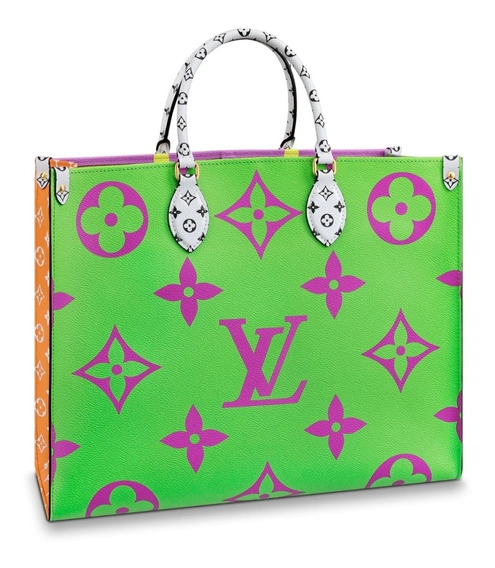 Bolsa Louis Vuitton Onthego Verde