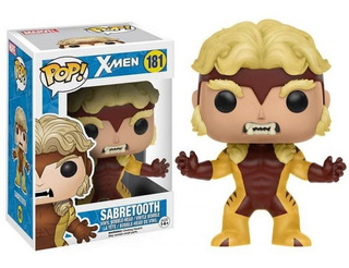 Funko Pop | Marvel X-men - Sabretooth 181 Original