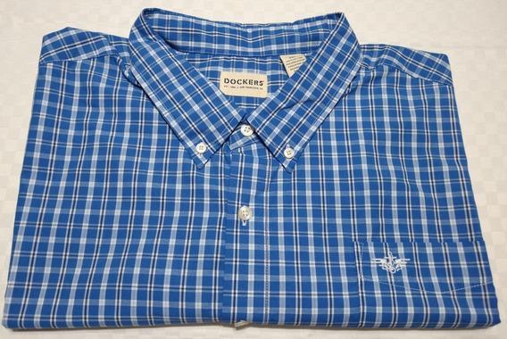 Camisas Dockers Xxl/2xl Manga Larga