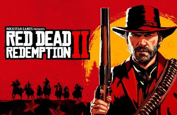 Red Dead Redemption 2 + Bonus Em Jogos