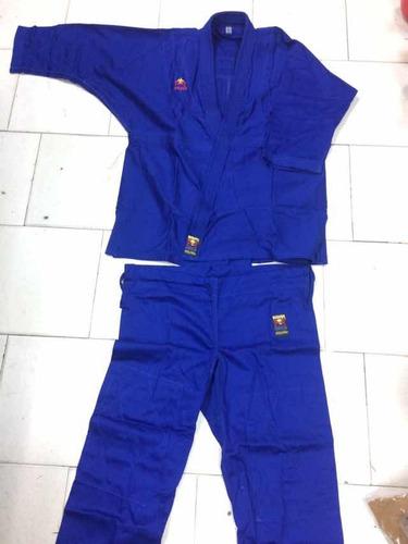 Judogui Kimono Judo Azul Bushido