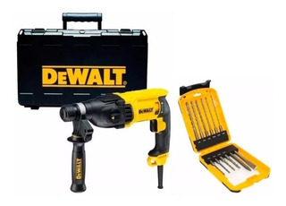 Rotomartillo Dewalt 2.9j 800w D25133k + Set Mechas Sds Rex
