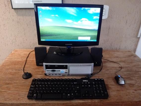 Pentium 4 Ht 3.0 Hp Compaq Dc5100 Sff Completo