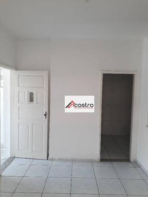 Casa Residencial Para Locação, Olaria, Rio De Janeiro. - Ca0060