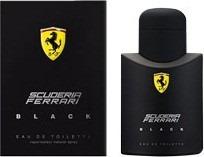 Ferrari Black 125 Ml
