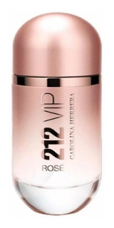 Promoção 212 Vip Rose 80ml Eau De Parfum ***original T****