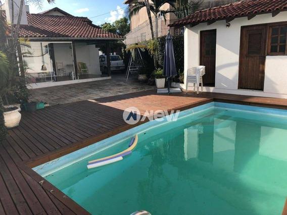 Casa Com 3 Dormitórios À Venda, 340 M² Por R$ 820.000 - Boa Vista - Novo Hamburgo/rs - Ca2838