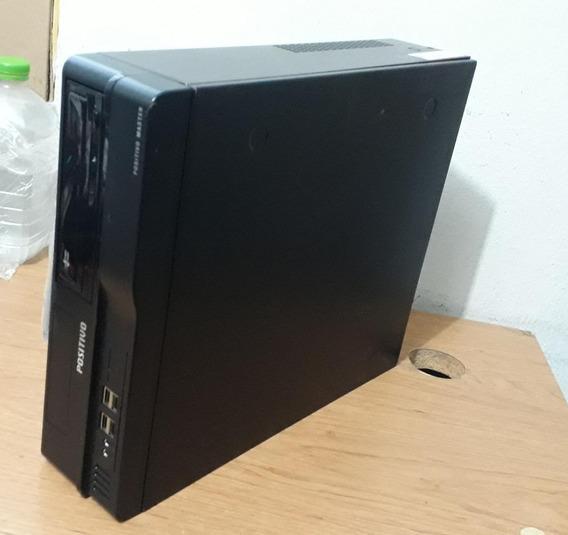 Cpu Positivo Master Core I3 2°g Memoria 4gb Ddr3 Hd 320gb
