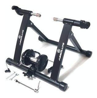 Rolo De Treino Ciclismo Absolute Wild 5 Fixo Magnético Pro