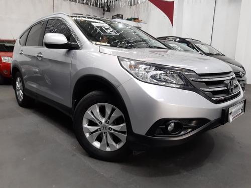 Honda Cr-v 2.0 Leilao Exl 4x4 Aut. 2012