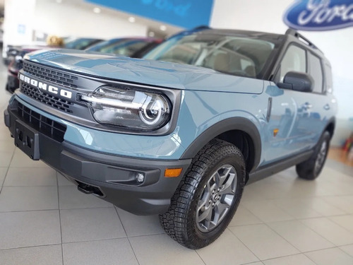 Ford Bronco First Edition 2021