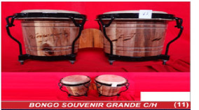 Tambor Bongó / Instrumento Musical