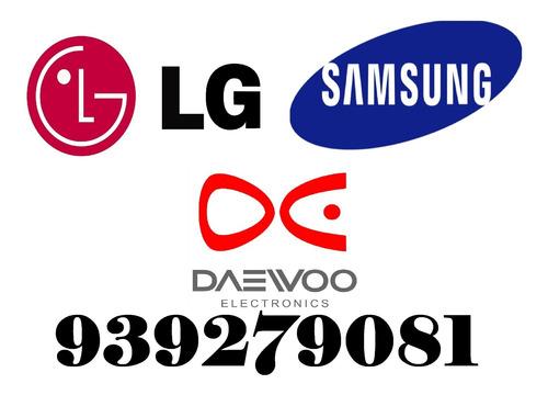 Servicio Tecnico De Lavadoras LG Samsung Daewoo A Domicilio