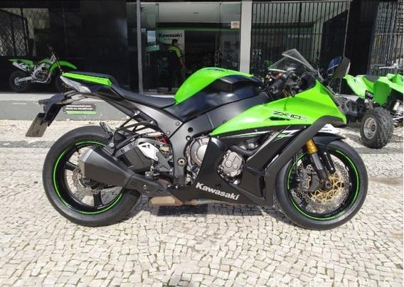 Kawasaki Zx10-r 2014 Em Estado De Zero!!!a Mais Nova A Venda