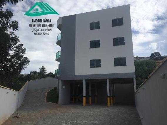 Apartamento A Venda No Bairro Lagoa Seca Em São Lourenço - - 111-1