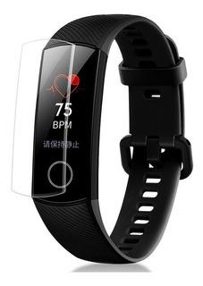 3 X Películas Protetora Relógio Pulseira Huawei Honor Band 4