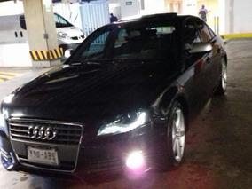 Audi A4 Sport 2011 Fac. Aseguradora