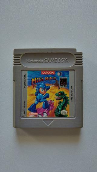 Megaman Iii Gb Original Americano Mega Man Iii Game Boy