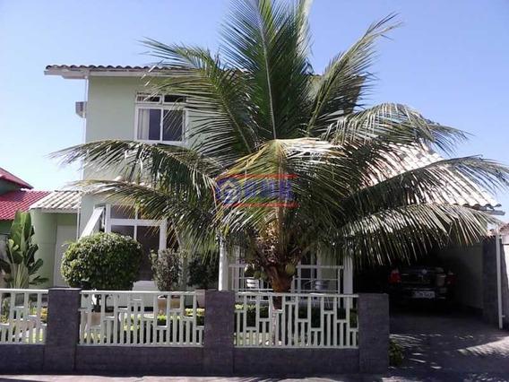Casa Em Condomínio-à Venda-são José Do Imbassaí-maricá - Macn40010