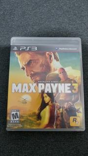Max Payne 3 Para Ps3!