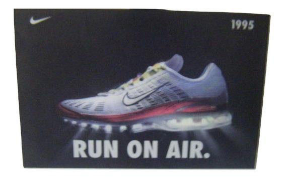 Postal Reflex Zapatillas Nike Air Max 360 - Año 1995