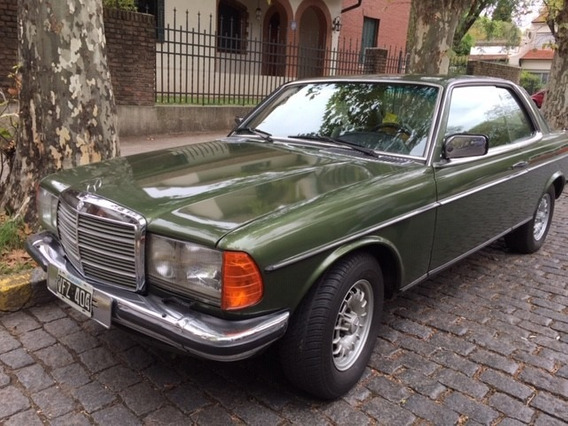 Mercedes Benz Coupe 2.3 Cc Año 1980