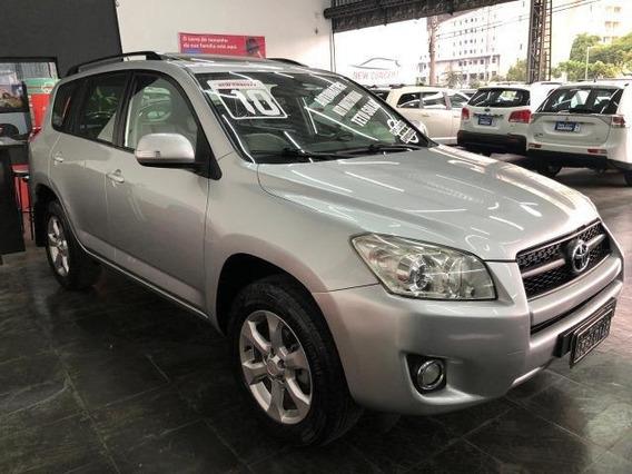 Toyota Rav 4 2.4 4x4 16v 4p Gasolina Automática