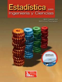 Estadistica Para Ingenieria Y Ciencias Hector Quevedo