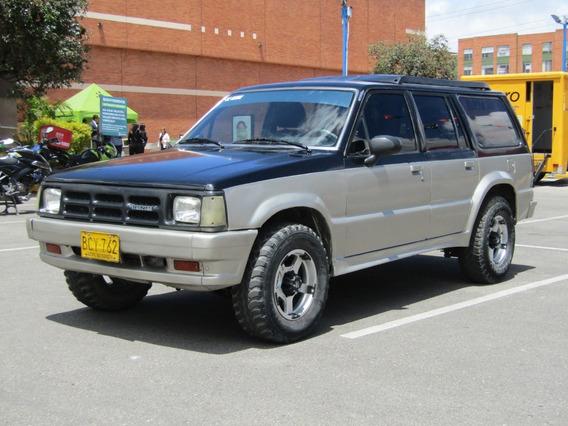 Mazda B-2200 Station Wagon