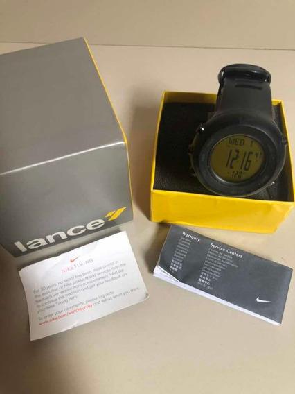Relógio Nike Lance Armstrong Wa0040