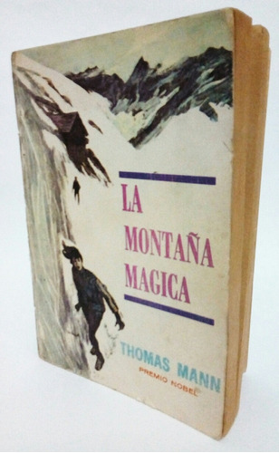 Imagen 1 de 5 de Thomas Mann,  La Montaña Mágica