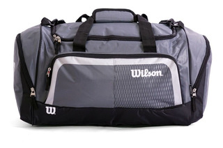 Bolso Wilson 22 Botinero Deportes Gimnasio Viajes #113
