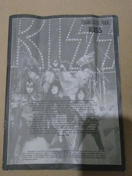 Revista Especial Kiss, Sem Capa