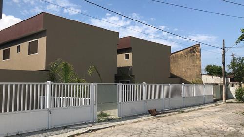 Casa Para Venda Em Itanhaém, Nossa Sra. Do Sion, 2 Dormitórios, 2 Suítes, 1 Banheiro, 1 Vaga - It615_2-944547