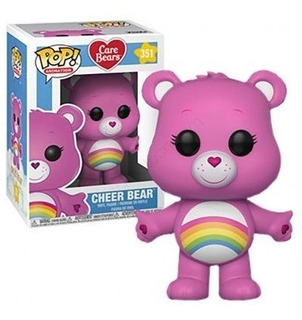 Funko Pop Cheer Bear Care Bears Ositos Cariñosos #351 -mjnet