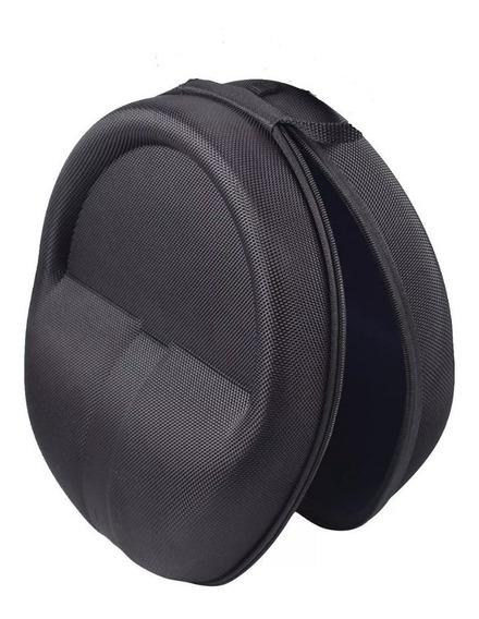 Estojo Case Rígido Headphone Headset Edifier Jbl Sony Akg - Compatível Vários Modelos
