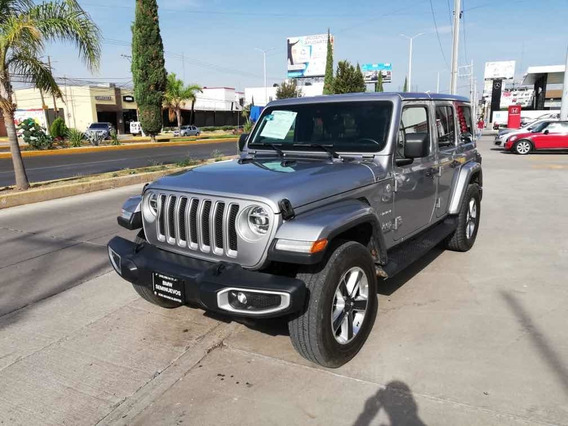 Jeep Wrangler 3.7 Unlimited Sahara 3.6 4x4 At 2019