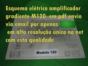 Esquema Gradiente M120 Modelo120 M 120 Modelo 120 Em Pdf