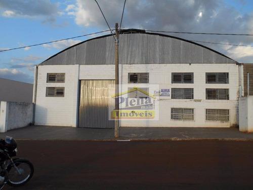 Salão Comercial Para Locação, Jardim Residencial Veccon, Sumaré - Sl0423. - Sl0423