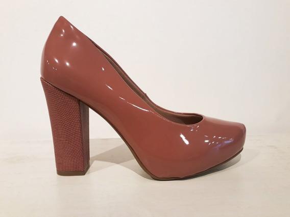Zapatos Mujer Fiesta Vía Marte 18-2354 Importados