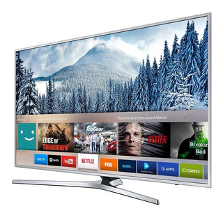 Televisor Samsung Smart Tv Led Ultra Hd 55 Pulgadas 4k
