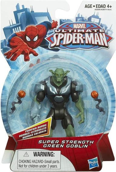 Spiderman Figura De Acción Ultimate Original Hasbro